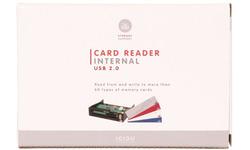 Icidu Internal Multi Card Reader 60+ formats