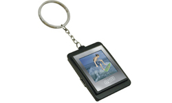 "Sweex 1.5"" Digital Photo Key Chain Black"