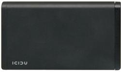 "Icidu External Hard Disk Casing 2.5"" USB 2.0 for SATA hard drives"