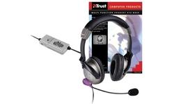 Trust Bass Vibration Headphone HS-1300