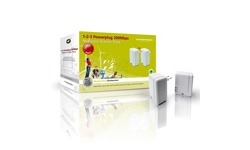 Conceptronic 1-2-3 Powerplug 200Mbps Network Starter Pack