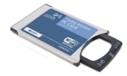 3com Wireless 11a/b/g PC Card with XJACK Antenna