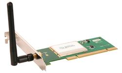 Icidu Wireless 11G PCI Card
