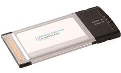 Icidu Wireless 11G CardbusCard