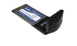 Hawking Hi-Gain Wireless-G Cardbus Adapter with Directional Antenne