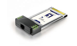 LevelOne 10/100Mbps 32Bit iPort PC Cardbus