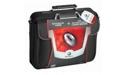 "Targus Notebook Case 15.4"" + USB Retractable Laser Mouse"