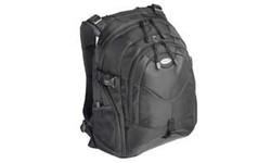 "Targus Campus Notebook Backpac 15.4"" Black"