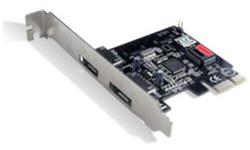 LaCie SATA II PCI ExpressCard 2 ports