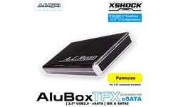 """AC Ryan AluBoxTFX 2.5"""" USB2/eSata"""