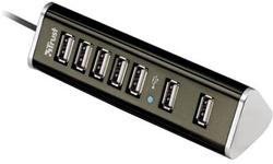Trust 7-port USB2 Powered Hub HU-5870V