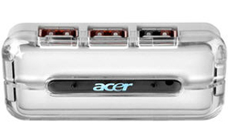 Acer 4 USB HUB 2.0 with Y cable