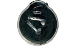 Sweex Earphones Silver Swing Storagebox