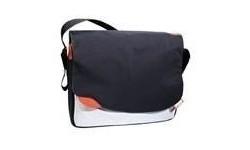 "Tech Air Nylon Carry Case 15.4"" Navy Blue/Orange"