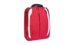 """Tech Air Nylon Backpack Red 17"""""""