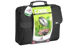 """Targus Laptop Case 15.4"""" + Optical 3 Button Mouse"""