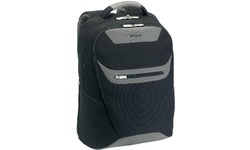 "Targus Canvas Backpack 15.4"" Black/Grey"