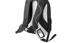 "Trust 15.4"" Urban Revolution Backpack Black/Grey"