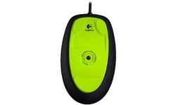 Logitech LS1 Laser Mouse Coconut