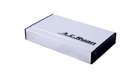 "AC Ryan AluBoxValue 3.5"" USB2 Silver"