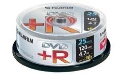 Fujifilm DVD+R 16x 25pk