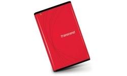 """Transcend StoreJet 2.5"""" Red"""