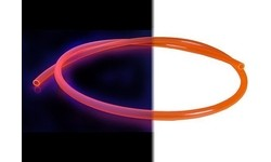 Alphacool Hose 8mm Red UV 1m