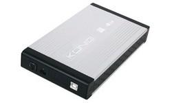 """König 3.5"""" SATA HDD Case"""