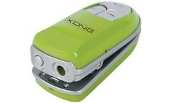 König Clip-On MP3 Player 1GB Green