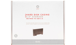 """Icidu 3.5"""" PATA HDD Enclosure"""