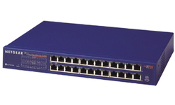 Netgear 24-port 10/100Mbps Fast Ethernet Switch
