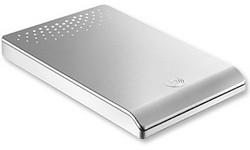 Seagate FreeAgent Go 500GB Silver