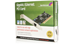 StarTech.com PCI Gigabit Ethernet Card
