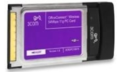 3com OfficeConnect Wireless 54Mbps 11g PC Card