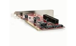 StarTech.com 2 Port Serial ATA & 1 Port ATA IDE PCI Card