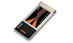 D-Link Wireless G Notebook Adapter