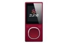 Microsoft Zune 4GB Red