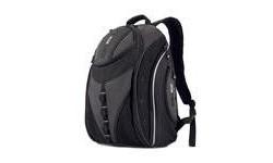 "Mobile Edge Express Backpack Notebook Case 15.4"" Black"
