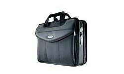 "Mobile Edge Premium V-Load Notebook Carrying Case 15.4"" Black"