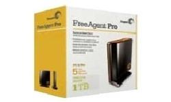 Seagate FreeAgent Pro 1TB