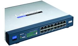 Linksys 16 port 10/100 VPN Router