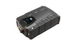 CyberPower Intelligent LCD 825VA