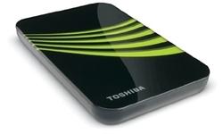 Toshiba USB 2.0 Portable External Hard Drive 160GB