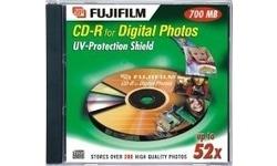 Fujifilm CD-R 52x 10pk Photo Spindle