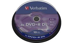 Verbatim DVD-R DL 8x 5pk Spindle