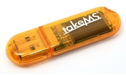 takeMS MEM-Drive Colorline 16GB Orange