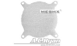 AC Ryan MeshX 92mm Silver