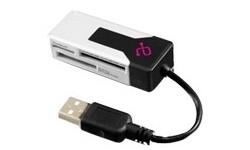 Aluratek MicroSD / MiniSD USB 2.0 Multi-Media Card Reader