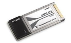 D-Link Xtreme N Notebook Adapter
