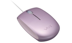 Sony Vaio Optical Mouse Pink